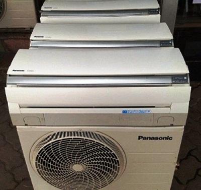 Điều Hòa Nhật Panasonic Inverter 9000Btu 2 Chiều, Nguyên Bản 100%