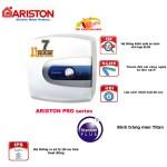 sửa bình nóng lạnh Ariston